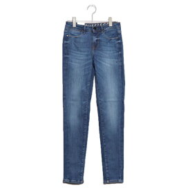 ゲス GUESS USED-LOOK SKINNY DENIM PANT (SKY UP)
