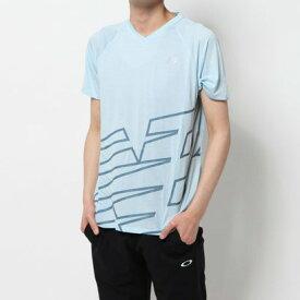 ニューバランス new balance メンズ 陸上/ランニング 半袖Tシャツ AMT93200 AMT93200