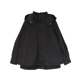 ティティベイト titivate ボアライナー付きフレアミリタリージャケット (ブラック)