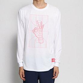 アンダーアーマー UNDER ARMOUR バスケットボール 長袖Tシャツ UA SC30 TECH TREY OKAY LS 1346807