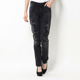 ゲス GUESS SEXY CURVE SKINNY DENIM PANT (SHIRO DESTROY)