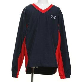 【アウトレット】アンダーアーマー UNDER ARMOUR ジュニア 野球 長袖ウインドブレーカー UA VNeck Meshed Jacket Youth 1353896