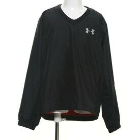 アンダーアーマー UNDER ARMOUR ジュニア 野球 長袖ウインドブレーカー UA VNeck Meshed Jacket Youth 1353896