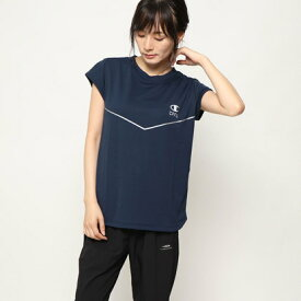チャンピオン Champion レディース 半袖機能Tシャツ SHIRT CW-QS311