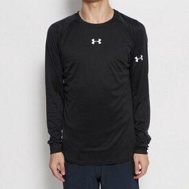アンダーアーマー UNDER ARMOUR バスケットボール 長袖Tシャツ UA LONGSHOT LS TEE 1319671