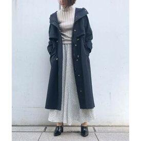 アクアガール aquagirl 【WEB限定カラー】ロングマウンテンパーカー (ネイビー)
