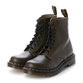 ドクターマーチン Dr.Martens 1460 8ホール ブーツ パスカル ワナマ (PASCAL WANAMA 8HOLE BOOTS)24991355 (OLIVE)