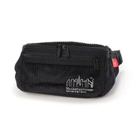 マンハッタンポーテージ Manhattan Portage Brisbane Moss Fabric Alleycat Waist Bag (Black)