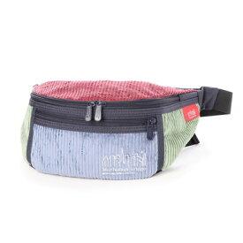 マンハッタンポーテージ Manhattan Portage Brisbane Moss Fabric Alleycat Waist Bag (Multi)