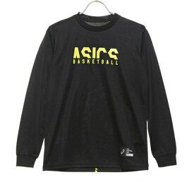 アシックス asics バスケットボール 長袖Tシャツ Jr.LSシャツ 2064A028