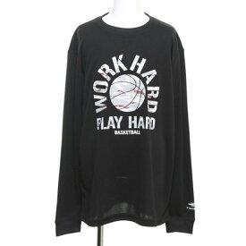 ティゴラ TIGORA ジュニア バスケットボール 長袖Tシャツ TR-8KW4609TL