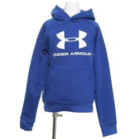 アンダーアーマー UNDER ARMOUR ジュニア スウェットパーカー UA Rival Fleece Logo Hoody 1325328