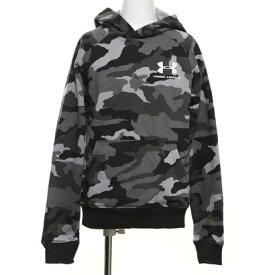 アンダーアーマー UNDER ARMOUR ジュニア スウェットパーカー UA Rival Fleece Printed Hoody 1345247