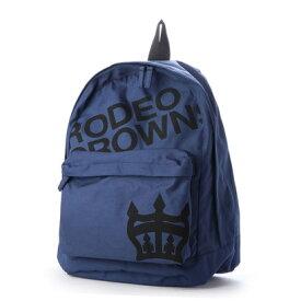 ロデオクラウンズ RODEO CROWNS LOGO BACK PACK BACK PACK C06-1-00041 (ネイビー)