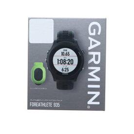 ガーミン GARMIN 陸上 ランニング 時計 ForeAthlete935 Black 0100174614