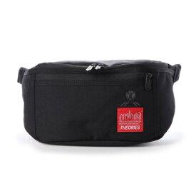 マンハッタンポーテージ Manhattan Portage Manhattan Portage × THEORIES Alleycat Waist Bag Large (Black)