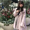 ロジータ ROJITA テーラード2wayカラーコート (ピンク)