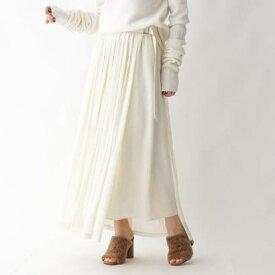 アクアガール aquagirl チュールラップスカート (オフホワイト)