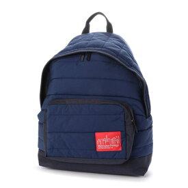 マンハッタンポーテージ Manhattan Portage Quilting Fabric Big Apple Backpack (D.Navy)