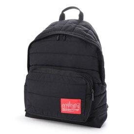 マンハッタンポーテージ Manhattan Portage Quilting Fabric Big Apple Backpack (Black)