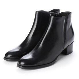 ルカ グロッシ LUCA GROSSI ショートブーツ (ブラック)