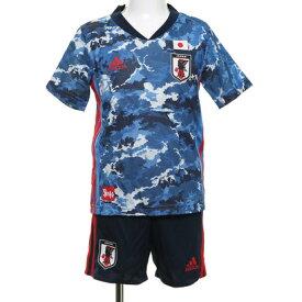 アディダス adidas ジュニア サッカー/フットサル ライセンスシャツ Kids サッカー日本代表 2020 ホーム ミニキット ED7354