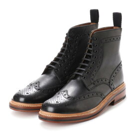 グレンソン GRENSON FRED 110009 (BLACK CALF)