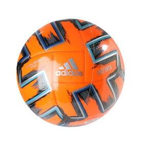 アディダス adidas ジュニア サッカー 練習球 EURO2020(仮称) クラブエントリー4号球 オレンジ色 AF4878OR