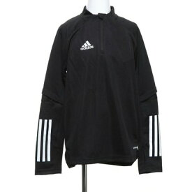 アディダス adidas ジュニア サッカー/フットサル ジャージジャケット CON20トレーニングトップキッズ FS7123