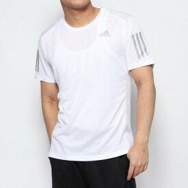 【アウトレット】アディダス adidas メンズ 陸上/ランニング 半袖Tシャツ OWN THE RUN Tシャツ EK2855