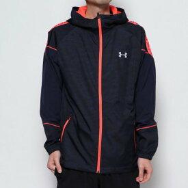 アンダーアーマー UNDER ARMOUR メンズ 野球 長袖ウインドブレーカー UA Yard Stretch Woven Full Zip Jacket 1354243