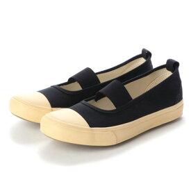 ペニーレイン Penny Lane 大人の上靴 (BLACK)