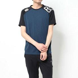 【アウトレット】カンタベリー CANTERBURY メンズ ラグビー 半袖シャツ S/S PERFORMANCE TEE RP30017