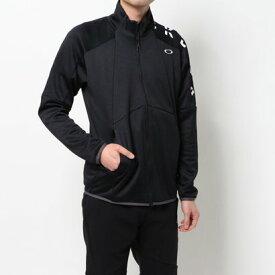 【アウトレット】オークリー OAKLEY メンズ 長袖ジャージジャケット Enhance Tech Jersey Jacket 10.0 FOA400839