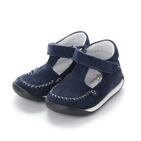 【アウトレット】ヨーロッパコンフォートシューズ EU Comfort Shoes Naturino ベビーサンダル (ネイビー)