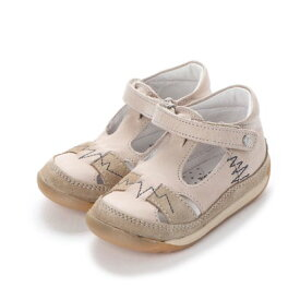 【アウトレット】ヨーロッパコンフォートシューズ EU Comfort Shoes Naturino ベビーサンダル (グレー)