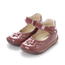 【アウトレット】ヨーロッパコンフォートシューズ EU Comfort Shoes Naturino ベビーパンプス (ピンク)
