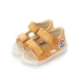 【アウトレット】ヨーロッパコンフォートシューズ EU Comfort Shoes Naturino ベビーサンダル (オレンジ)