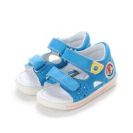 【アウトレット】ヨーロッパコンフォートシューズ EU Comfort Shoes Naturino ベビーサンダル (スカイブルー)