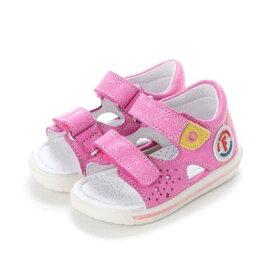 【アウトレット】ヨーロッパコンフォートシューズ EU Comfort Shoes Naturino ベビーサンダル (ピンク)