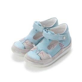 【アウトレット】ヨーロッパコンフォートシューズ EU Comfort Shoes Naturino ベビーサンダル (ライトブルー)