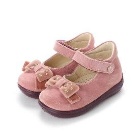 【アウトレット】ヨーロッパコンフォートシューズ EU Comfort Shoes Naturino ベビーハイカットスニーカー (ピンク)