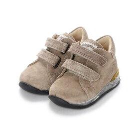 【アウトレット】ヨーロッパコンフォートシューズ EU Comfort Shoes Narurino ベビーハイカットスニーカー (ベージュ)