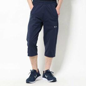 オークリー OAKLEY メンズ スウェットクォーターパンツ Enhance LT Fleece 3/4 Pants 10.0 FOA400825