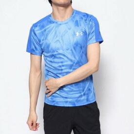 【アウトレット】アンダーアーマー UNDER ARMOUR メンズ 陸上/ランニング 半袖Tシャツ UA Speed Stride Printed SS 1326778