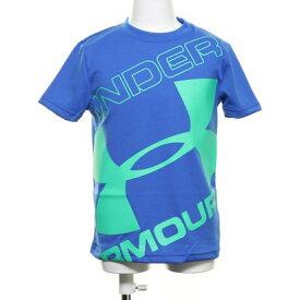 アンダーアーマー UNDER ARMOUR ジュニア 半袖機能Tシャツ UA Tech Branded Logo SS 1353546