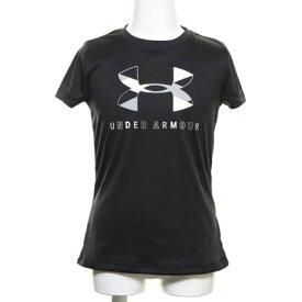 アンダーアーマー UNDER ARMOUR ジュニア 半袖機能Tシャツ UA Tech Graphic Big Logo SS T-Shirt 1351636