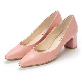 【アウトレット】アンタイトル シューズ UNTITLED shoes パンプス (ピンク)