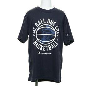 チャンピオン Champion ジュニア バスケットボール 半袖Tシャツ MINI PRACTICE TEE CK-RB323