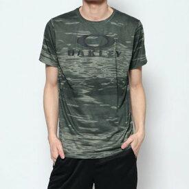 オークリー OAKLEY メンズ 半袖機能Tシャツ Enhance QD SS Tee Graphic 10.0 FOA400810